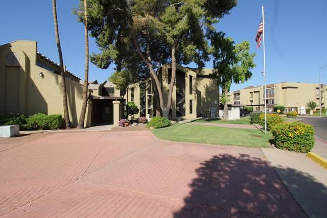 461 W Holmes Avenue #261, Mesa, AZ 85210 (MLS #6139882) :: The Property Partners at eXp Realty