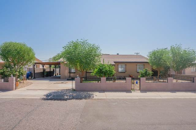 6055 W Hollyhock Drive, Phoenix, AZ 85033 (MLS #6139897) :: The Ellens Team