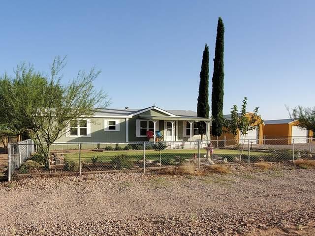 835 W Rustlers Lane, Huachuca City, AZ 85616 (MLS #6139916) :: neXGen Real Estate