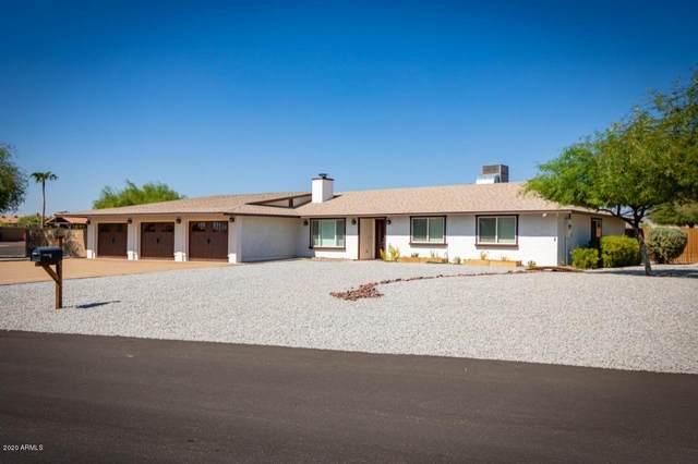 23044 W Hilton Avenue, Buckeye, AZ 85326 (MLS #6139926) :: John Hogen | Realty ONE Group