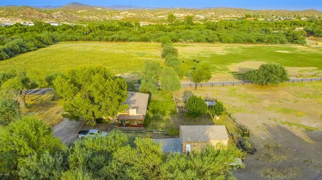 409 S Tegner Street, Wickenburg, AZ 85390 (MLS #6139927) :: neXGen Real Estate