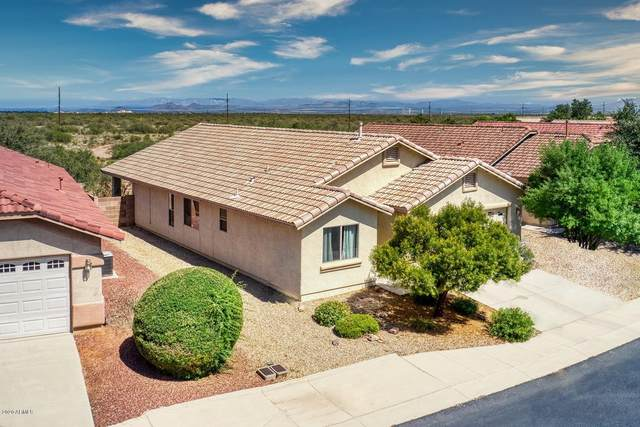 4507 Big Bend Street, Sierra Vista, AZ 85650 (MLS #6139942) :: Service First Realty