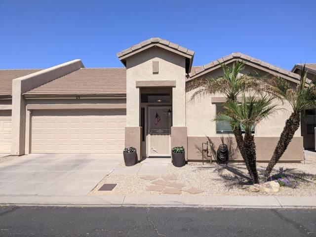 44 S Greenfield Road #25, Mesa, AZ 85206 (MLS #6139958) :: Dave Fernandez Team | HomeSmart