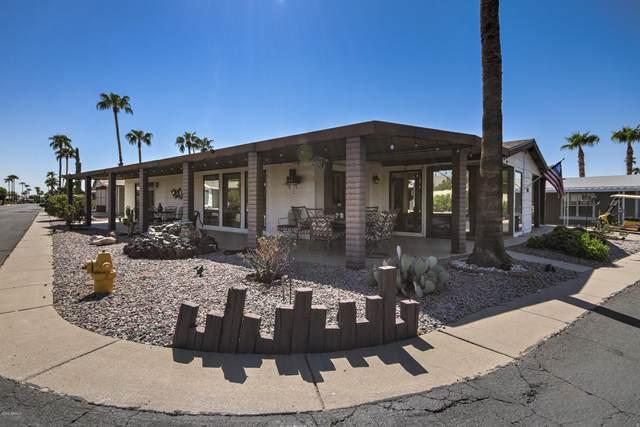 6209 E Mckellips Road #467, Mesa, AZ 85215 (MLS #6139965) :: Brett Tanner Home Selling Team