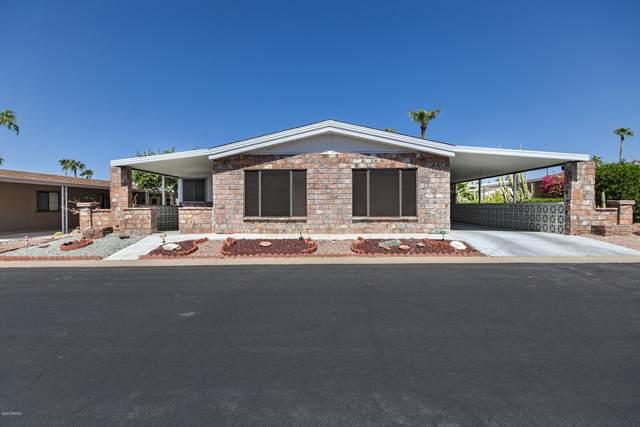 6209 E Mckellips Road #54, Mesa, AZ 85215 (MLS #6139970) :: Brett Tanner Home Selling Team