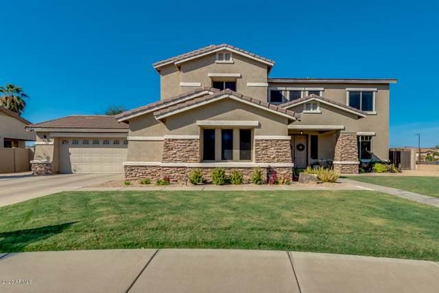 21128 E Nightingale Road, Queen Creek, AZ 85142 (MLS #6139976) :: Dijkstra & Co.