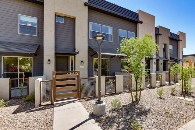7531 E Billings Street #120, Mesa, AZ 85207 (MLS #6139989) :: Midland Real Estate Alliance