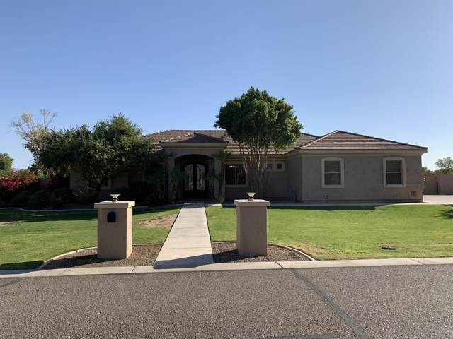 16409 W Mohave Street, Goodyear, AZ 85338 (MLS #6140012) :: The J Group Real Estate | eXp Realty