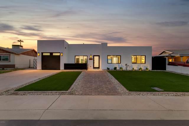 526 N 74TH Street, Scottsdale, AZ 85257 (MLS #6140018) :: Devor Real Estate Associates
