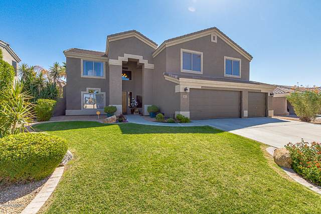 9523 E Lompoc Avenue, Mesa, AZ 85209 (MLS #6140029) :: My Home Group