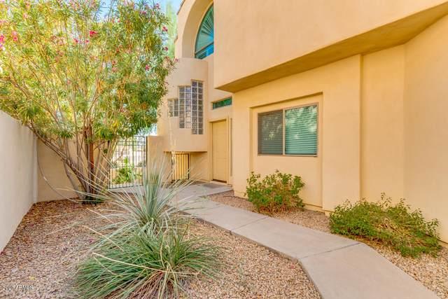 6510 S Hazelton Lane #131, Tempe, AZ 85283 (MLS #6140037) :: Brett Tanner Home Selling Team