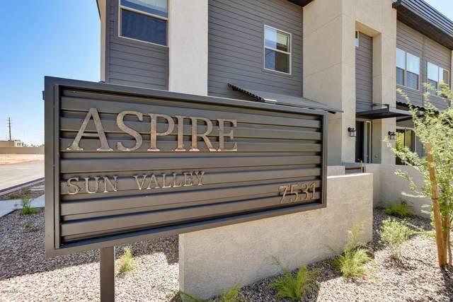 7531 E Billings Street #122, Mesa, AZ 85207 (#6140047) :: Luxury Group - Realty Executives Arizona Properties