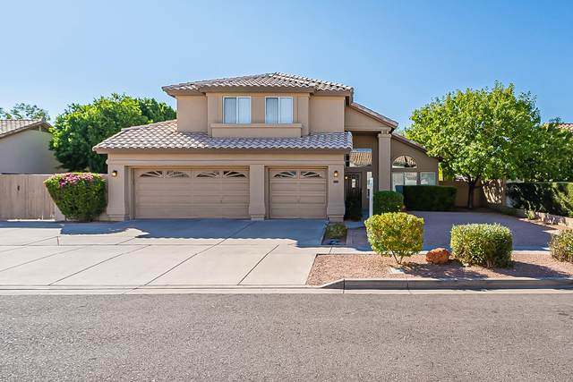 3081 W Ironwood Circle, Chandler, AZ 85226 (MLS #6140071) :: The J Group Real Estate | eXp Realty