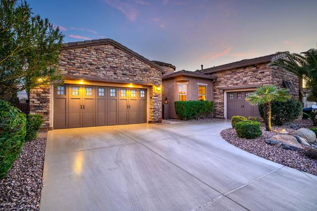 12617 W Rosewood Lane, Peoria, AZ 85383 (MLS #6140092) :: John Hogen | Realty ONE Group