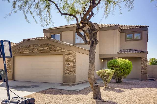 12437 W Valentine Avenue, El Mirage, AZ 85335 (MLS #6140110) :: Conway Real Estate
