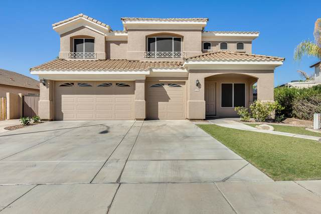 22478 N 78TH Lane, Peoria, AZ 85383 (MLS #6140147) :: Sheli Stoddart Team | M.A.Z. Realty Professionals