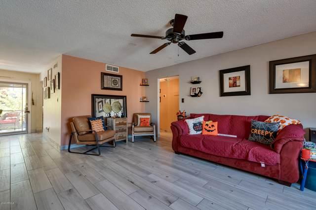 4201 E Camelback Road #88, Phoenix, AZ 85018 (MLS #6140150) :: Devor Real Estate Associates