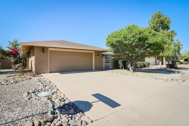 13863 N Tan Tara Drive, Sun City, AZ 85351 (MLS #6140193) :: Arizona Home Group