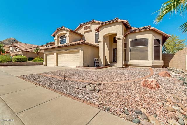2908 E Calavar Road, Phoenix, AZ 85032 (MLS #6140200) :: Devor Real Estate Associates