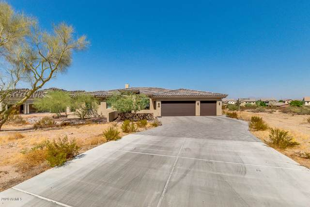 3822 E Beverly Road, Phoenix, AZ 85042 (MLS #6140217) :: Long Realty West Valley