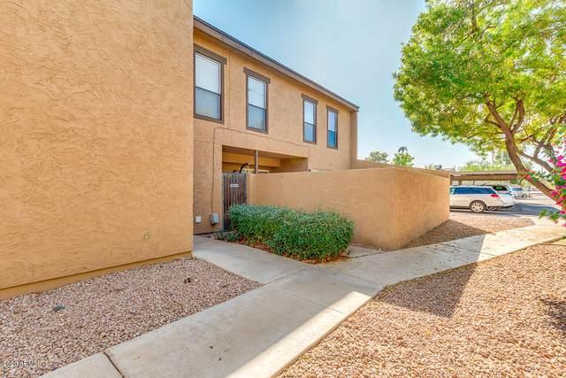1051 S Dobson Road #98, Mesa, AZ 85202 (MLS #6140234) :: Devor Real Estate Associates