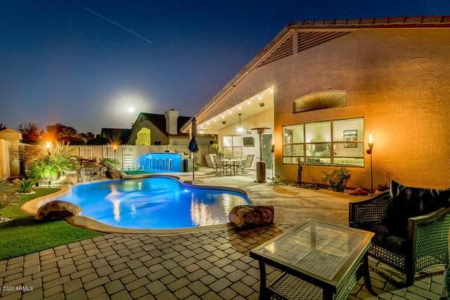 2102 E Rawhide Street, Gilbert, AZ 85296 (MLS #6140241) :: The Property Partners at eXp Realty
