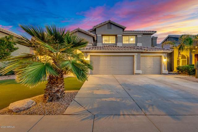 4653 E Harwell Street, Gilbert, AZ 85234 (MLS #6140243) :: Midland Real Estate Alliance