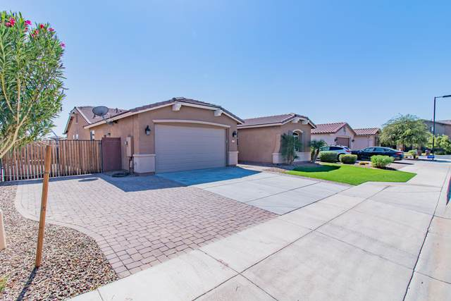 1101 W Oleander Avenue, Queen Creek, AZ 85140 (MLS #6140266) :: The Riddle Group