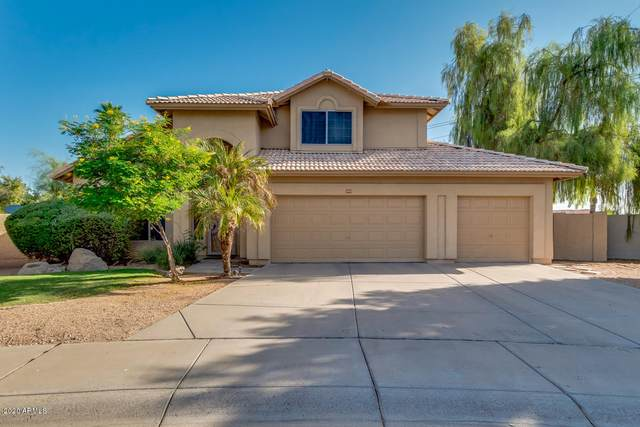 701 N Alder Drive, Chandler, AZ 85226 (MLS #6140338) :: Nate Martinez Team