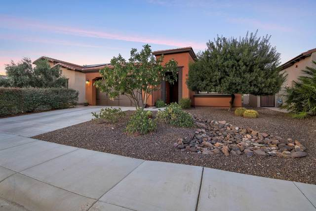 12720 W Brookhart Way, Peoria, AZ 85383 (MLS #6140381) :: My Home Group