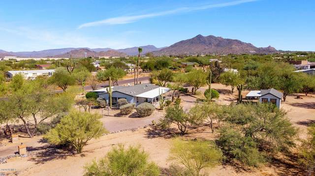 4802 E Smokehouse Trail, Cave Creek, AZ 85331 (MLS #6140393) :: Conway Real Estate