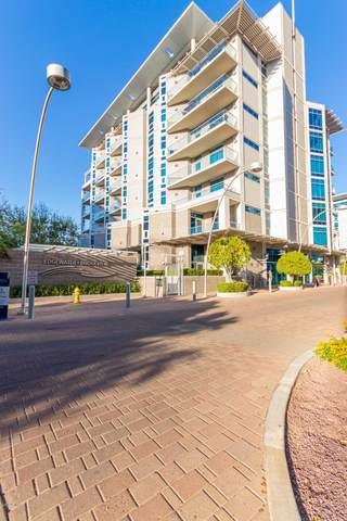 120 E Rio Salado Parkway #401, Tempe, AZ 85281 (MLS #6140443) :: Lifestyle Partners Team