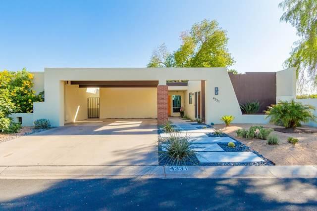 4331 E Piccadilly Road, Phoenix, AZ 85018 (MLS #6140461) :: John Hogen   Realty ONE Group