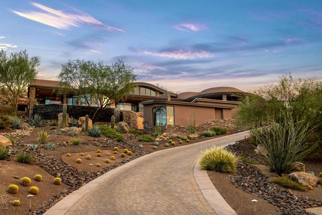 4763 E Charles Drive, Paradise Valley, AZ 85253 (MLS #6140467) :: The Riddle Group