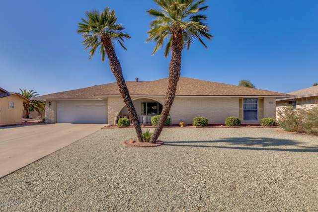 12910 W Skyview Drive, Sun City West, AZ 85375 (MLS #6140493) :: The J Group Real Estate | eXp Realty