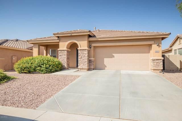 11526 E Segura Avenue, Mesa, AZ 85212 (MLS #6140507) :: The J Group Real Estate | eXp Realty
