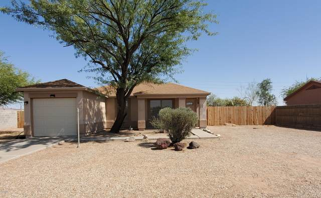 13575 S Burma Road, Arizona City, AZ 85123 (MLS #6140524) :: Devor Real Estate Associates