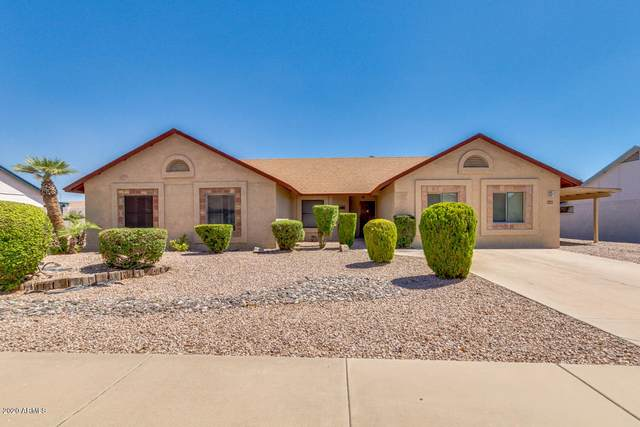 8129 E Fountain Street, Mesa, AZ 85207 (MLS #6140599) :: Power Realty Group Model Home Center