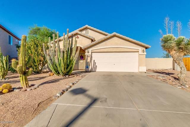 613 N Redwood Lane, Buckeye, AZ 85326 (MLS #6140749) :: Brett Tanner Home Selling Team