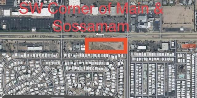 000 E Main Street, Mesa, AZ 85207 (MLS #6140865) :: CANAM Realty Group