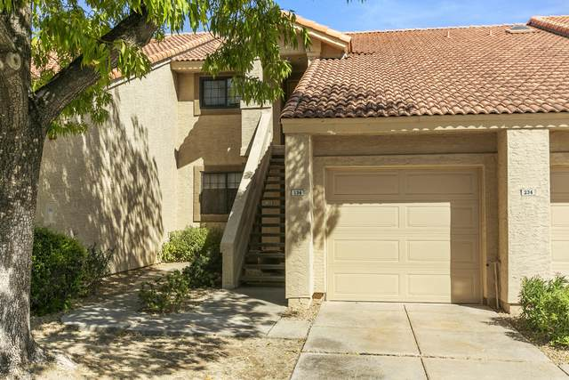 11515 N 91ST Street #134, Scottsdale, AZ 85260 (MLS #6140882) :: Conway Real Estate