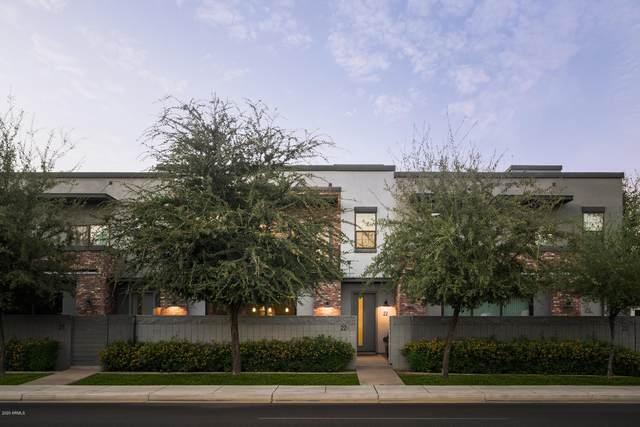 240 W Missouri Avenue #22, Phoenix, AZ 85013 (MLS #6140894) :: Conway Real Estate