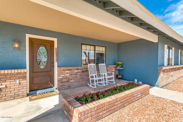 22722 W Watkins Street, Buckeye, AZ 85326 (MLS #6140922) :: The Riddle Group