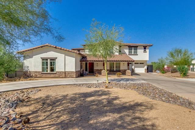 2608 W Sunrise Drive, Phoenix, AZ 85041 (MLS #6140935) :: Conway Real Estate