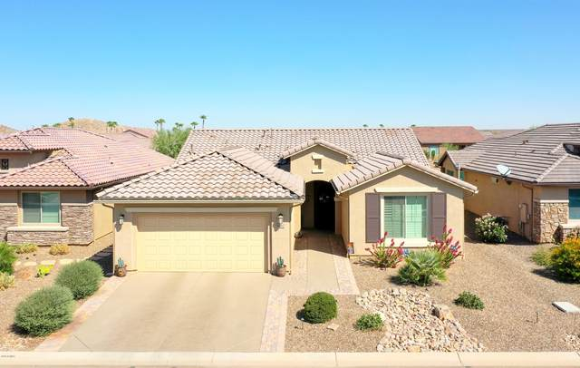 4462 W Box Canyon Drive, Eloy, AZ 85131 (MLS #6140942) :: NextView Home Professionals, Brokered by eXp Realty