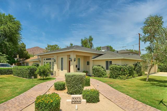 3801 N 49TH Place, Phoenix, AZ 85018 (MLS #6140965) :: Lucido Agency