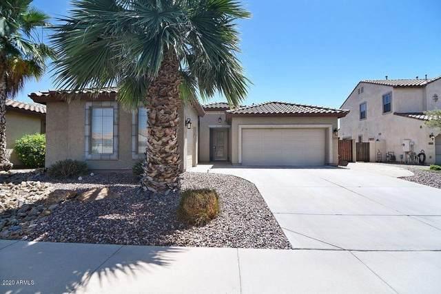 4039 S Mingus Drive, Chandler, AZ 85249 (MLS #6140992) :: RE/MAX Desert Showcase