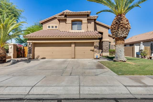 5378 W Butler Drive, Chandler, AZ 85226 (MLS #6141001) :: Lifestyle Partners Team