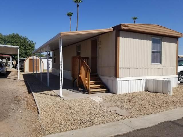7200 N 43rd Avenue #69, Glendale, AZ 85301 (MLS #6141002) :: Walters Realty Group