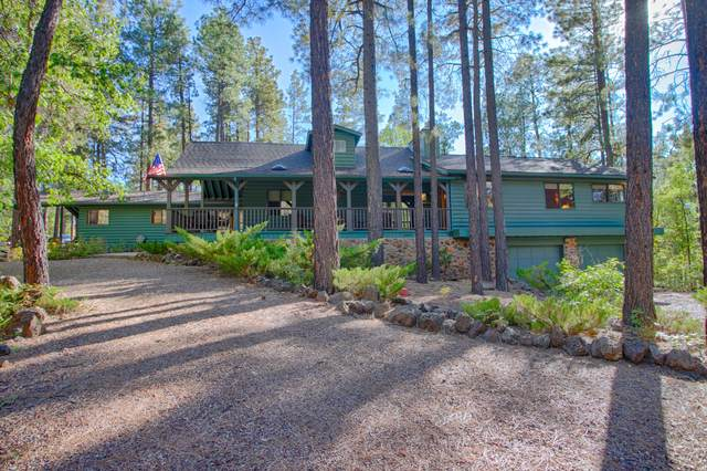 2425 Jackrabbit Drive, Pinetop, AZ 85935 (MLS #6141122) :: Yost Realty Group at RE/MAX Casa Grande